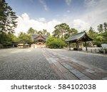 Oyama Shrine  Kanazawa  Japan