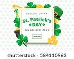 St. Or Saint Patrick\'s Day...