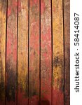 Color Peel Wood Texture