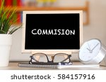 business finance office and... | Shutterstock . vector #584157916