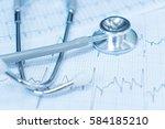stethoscope on