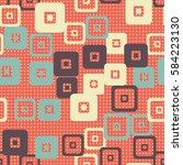 seamless pattern. for children. ...   Shutterstock .eps vector #584223130