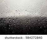 Water Drops Closeup As...