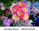 Mixed Colorful Flowers...