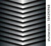 metal texture background.... | Shutterstock .eps vector #584390968