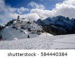 View Of Monte Lussari