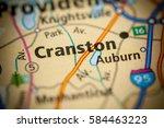 cranston. rhode island. usa | Shutterstock . vector #584463223