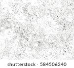 distressed overlay texture of... | Shutterstock .eps vector #584506240