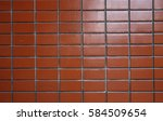 brick wall   background | Shutterstock . vector #584509654