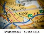 albion. rhode island. usa | Shutterstock . vector #584554216