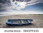 black sea and danube delta | Shutterstock . vector #584599330