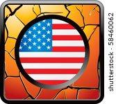 American Icon Orange Cracked...