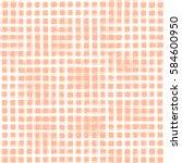 seamless raster geometrical... | Shutterstock . vector #584600950