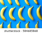 colorful fruit pattern of fresh ... | Shutterstock . vector #584685868