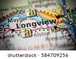 longview. oregon. usa | Shutterstock . vector #584709256