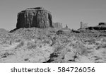Monument Valley Is A Region Of...