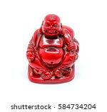 Photo Of Statuette Of Red...