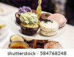 Mini Green Tea Cupcakes And...