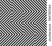vector seamless pattern.... | Shutterstock .eps vector #584785564