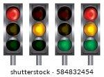 traffic light   Shutterstock .eps vector #584832454