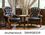 Classic Luxury Leather Chair