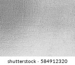 shiny silver gray foil texture... | Shutterstock . vector #584912320
