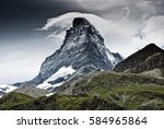 Matterhorn Mountain   Dramatic...