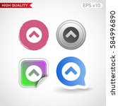 colored icon or button of... | Shutterstock .eps vector #584996890