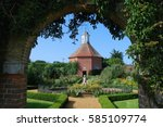 A View Of The Walled Garden An...