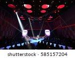 bangkok  thailand   february 22 ...   Shutterstock . vector #585157204