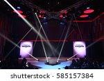 bangkok  thailand   february 22 ... | Shutterstock . vector #585157384