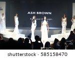 bangkok  thailand   february 22 ...   Shutterstock . vector #585158470