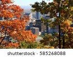 montreal  canada | Shutterstock . vector #585268088