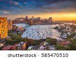 Sydney Cityscape Image Sydney Australia - Fine Art prints