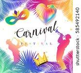 Carnival Festive Vector...