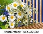Bunch Of Wild Summer Flowers ...