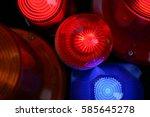 Red Light  Emergency Lights ...