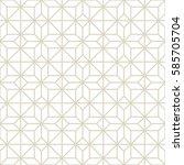 art deco seamless background.   Shutterstock .eps vector #585705704