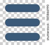 stack vector pictogram....