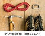 Climbing Equipment  Rope ...