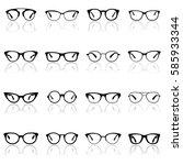 Frames For Glasses Icon