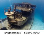 Wreck Of The Uss Kittiwake In...