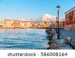 Chania  Crete  Greece   6 May ...
