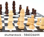chess | Shutterstock . vector #586026644