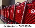 indianapolis   circa february... | Shutterstock . vector #586059374