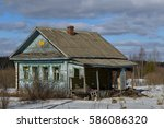 Abandoned Farmhouse Near The...