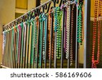A Close Up Shot Of A Row Of...