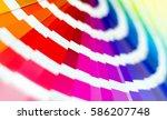 Color Palette Guide. Sample...