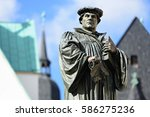 Monument Of Martin Luther On...