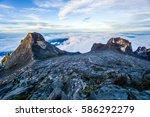 a beautiful view of st john's... | Shutterstock . vector #586292279